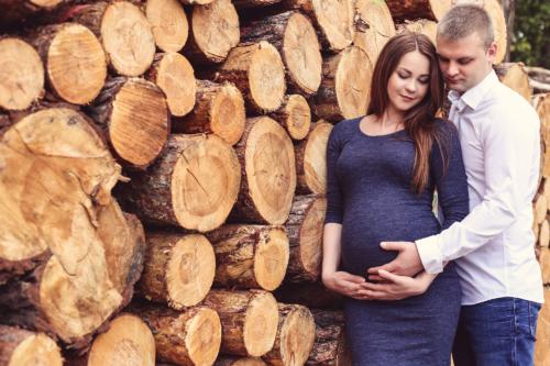 schwangerschaft - Julia & Dima