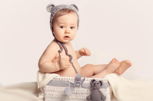 Fotografin für Babyfotos